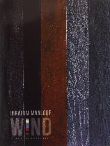 Maalouf Ibrahim Wind 9 Titres Score Complet Et Parties Individuelles Trompette (Bb), Piano, Sax Tenor, Contrebasse par Ibrahim Maalouf