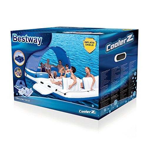Badeinsel – Bestway – Tropical Breeze - 3