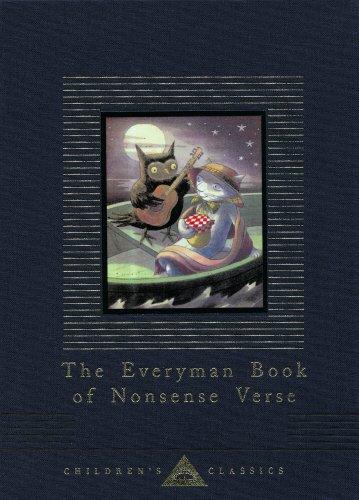 Everyman Book Of Nonsense Verse (Everyman's Library CHILDREN'S CLASSICS)