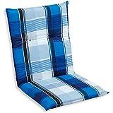 beo M315 Basco NL - Cojín para sillas de exterior, color azul