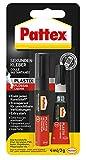 Pattex Sekundenkleber Plastix 2 g und 4 ml