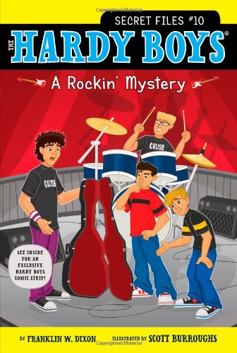 A Rockin' Mystery (Hardy Boys: The Secret Files, Band 10)