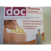 DOC THERMA Wärme-Auflage bei Nackenschmerzen 2 preisvergleich bei billige-tabletten.eu
