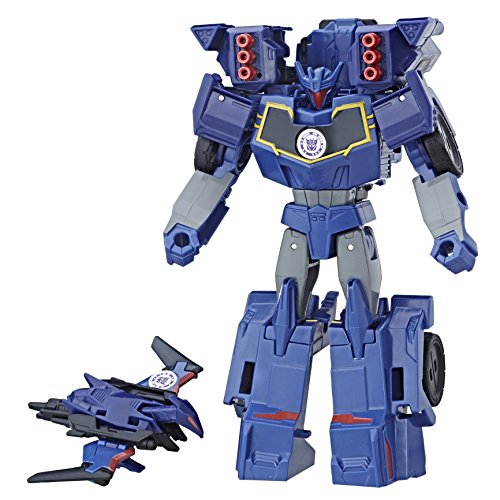 Transformers C2353EL2 RID Force Activator Combiners Soundwave and Laserbeak Figure