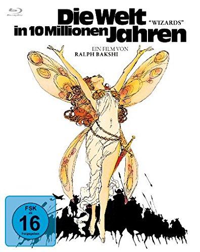 Die Welt in 10 Millionen Jahren - Steelbook [Blu-ray] (Dvd Herr Wizard)