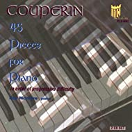Couperin, 45 Selected Pieces for Piano (2 Cd Set)