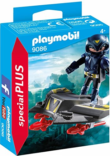 Playmobil Especiales Plus- Espía con Jet