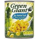 Géant Vert sans sel ajouté 12 x 198g
