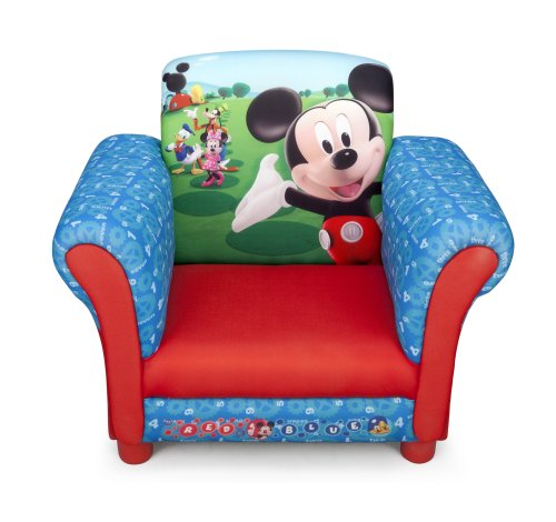 SILLON MICKEY DE 1 PLAZA  12TC83939MM  LICENCIA ORIGINAL DISNEY