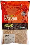 #4: Pro Nature 100% Organic Daliya, Broken Wheat, 500g
