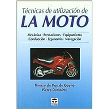 Tecnicas de Utilizacion de La Moto