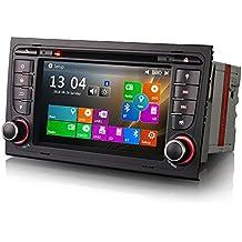 erisin es7078a 7Inch coche DVD 3G GPS para Seat Exeo A4