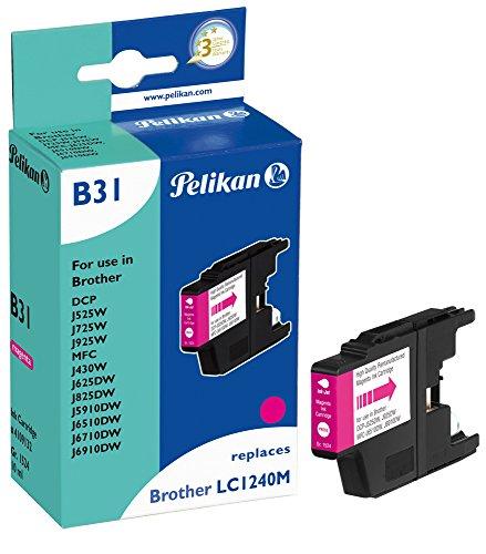 Preisvergleich Produktbild Pelikan Druckerpatrone B31 ersetzt Brother LC1240M, Magenta