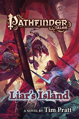 Pathfinder Tales: Liar's Island: A Novel by Tim Pratt (2015-08-25)