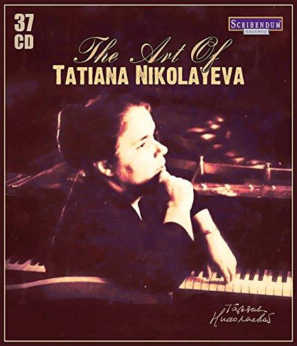 Art of Tatiana Nikolayeva