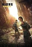 CGC Große Poster–The Last Of Us Ellie und Joel PS3PS4–los013, Papier, 24