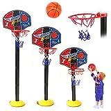 kinbelle verstellbar Basketballkorb Net Rack für Kinder Indoor Outdoor Aktivität