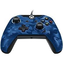 PDP - Mando Camuflaje Licenciado Nueva, Color Azul (Xbox One)