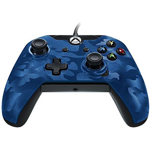 XBOX ONE Controller : BLUE Camo