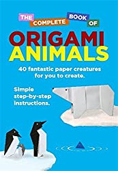 The Complete Book Of Origami Animals by David Woodroffe (2013-11-07)