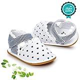 Zapatos de Bebé, Morbuy Unisexo Zapatos Bebe Primeros Pasos Verano...