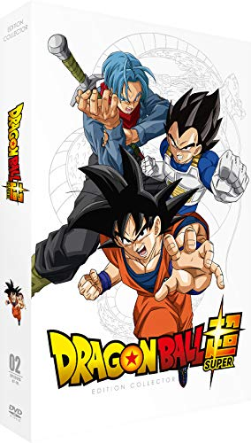 Dragon Ball Super - Intégrale (47-76) - Edition Collector Limitée (DVD)