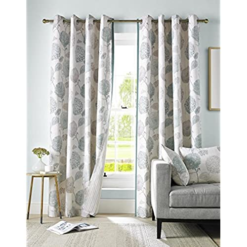 Kitchen Curtains Amazon Co Uk: Dunelm Curtains: Amazon.co.uk