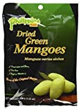 Philippine Brand Dried Green Mangoes 100g (2 packs) by Philippine
