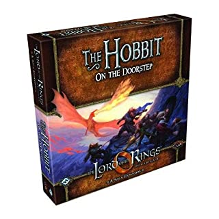 Lord of the Rings: The Hobbit on the Doorstep A Saga Expansion(Spanisch)