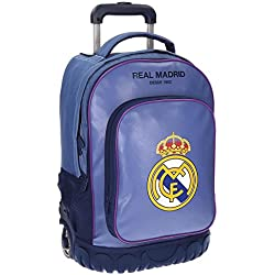 Joumma 4952952 Real Madrid Mochila escolar, 50 cm, Multicolor
