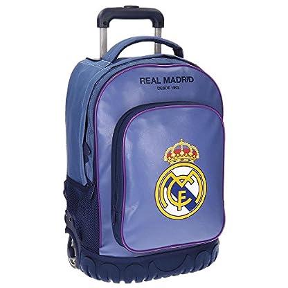 Joumma 4952952 Real Madrid Mochila escolar, 50 cm, Multicolor