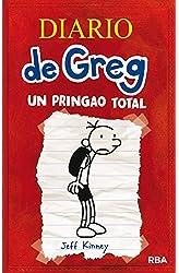Descargar gratis Diario de Greg: un pringao total: 001 en .epub, .pdf o .mobi
