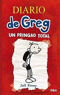 Diario de Greg 1 par Jeff Kinney
