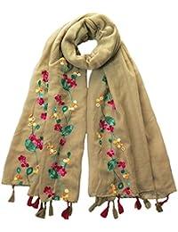 Amazon.fr   Pompons - Echarpes et foulards   Accessoires   Vêtements bd3629125ad