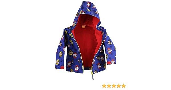 HPrice Paw Patrol Boys Soft Shell Zipped Jacket 2-5 Years