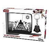 Star Wars Geschenkbox Geldbörse schwarz/weiß