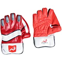 Woodworm Cricket Firewall Beta Mens Wicket Keeping Gloves