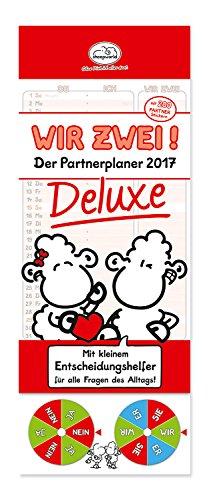 Wir Zwei! Deluxe - Der Partnerplaner 2017