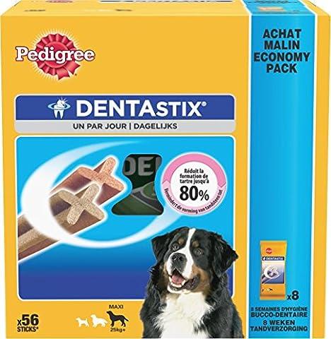 Pedigree Dentastix - Friandises pour grand chien - 56 sticks