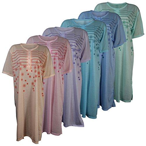 Lavazio -  Camicia da notte  - Donna Hellblau