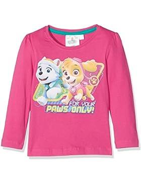 Nickelodeon Mädchen T-Shirt Paw Patrol Pups Save