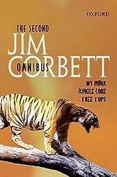 The Second Jim Corbett Omnibus: My India Jungle Lore Tree Tops