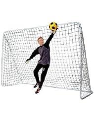 ALERT großes Fußball-Tor Metall B 300cm x H 200cm