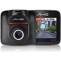 Mio MiVue 568 Touch Drive Recorder Registratore Personale per la Guida con Touch Screen, GPS e Avvisi Autovelox, Full HD 1080p,