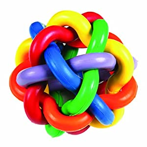 Happy Pet Tough Toy Nobbly Wobbly Dog Toy from Happy Pet
