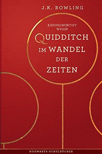 quidditch im wandel der zeiten j k rowling klaus fritz b cher. Black Bedroom Furniture Sets. Home Design Ideas