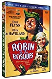 Robin de los Bosques DVD 1938 The Adventures of Robin Hood