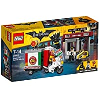 DC Comics Lego Batman Scarecrow Special Delivery Vehicle Building Toy