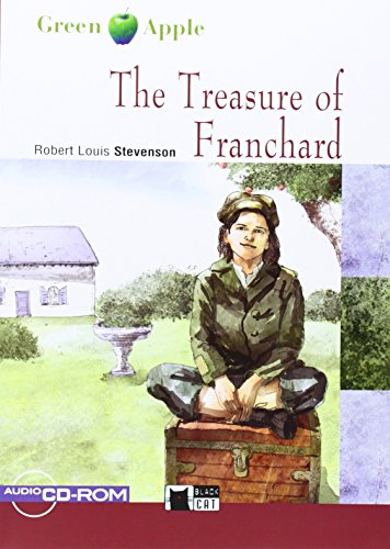 The Treasure Of Franchard. Material Auxiliar (Black Cat. Green Apple) por Cideb Editrice