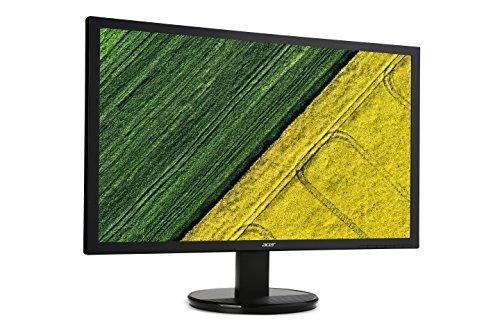 Acer K222HQL 215 Inch LED indicate Monitor DVI VGA 1920 x 1080 filled HD 5ms 200cd m2 VESA Mountable Products